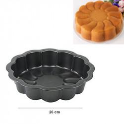 Tortiera a Fiore in alluminio Antiaderente diametro 26 cm di Vespa