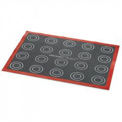Tappeto in Silicone Air Mat Double lato Choux 300 x 400 mm da silikomart