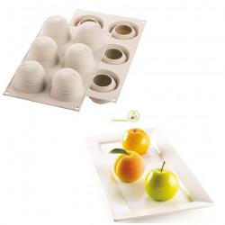 Stampo Ispirazioni di Frutta 3D in silicone da Silikomart