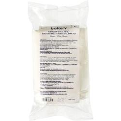1 Kg Pasta di zucchero Bianca Decora