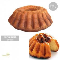 Torta Babà grande secca (no Rum) da bagnare da 275 g