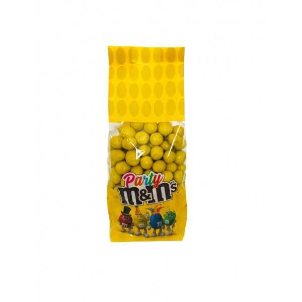 Sacchetto M&M's con arachidi Giallo gr 500