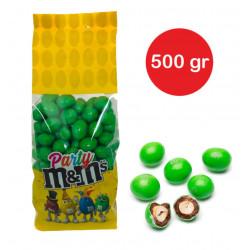Sacchetto M&M's con arachidi Verde gr 500
