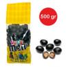 Sacchetto M&M's con arachidi Nero gr 500
