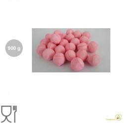 Marshmallow Palline Rosa Bulgari in busta da 900 g