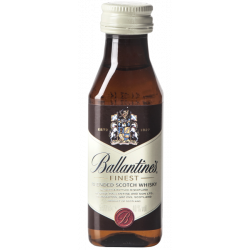 Ballantine's Scotch Whisky Mignon cl 5