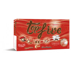 Confetti Topfive Selection Color Rosso Crispo 1 Kg