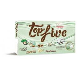 Confetti Topfive Selection Color Verde Crispo 1 Kg