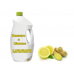 Lavapiatti Zenzero e Limone in tanica da 5 Kg