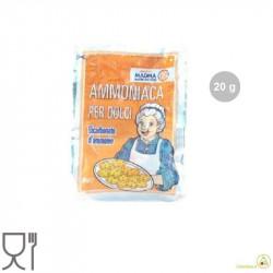 Bustina Ammoniaca Lievitante in polvere da 20 g