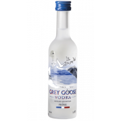 Vodka Grey Goose Mignon cl 5