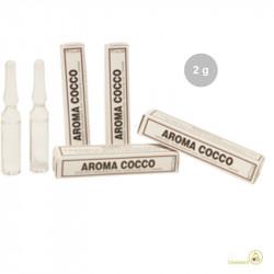 Aroma cocco liquido da Madma in fiala da 2 g, per aromatizzare impasti e creme per dolci