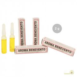 Aroma Benevento liquido da Madma in fiala da 2 g, per aromatizzare impasti e creme per dolci