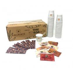 Eco Kit Accessori Lollocaffè 150 pz