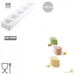 Multiflex Drop 125 Stampo Silicone per 5 Gocce di volume 125 ml da Silikomart