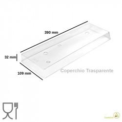 Coperchio Trasparente Small Total I-Gloo da Silikomart per Espositore Gelati e Monoporzioni