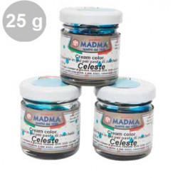 Colorante alimentare in gel Celeste  in barattolino da 25 g