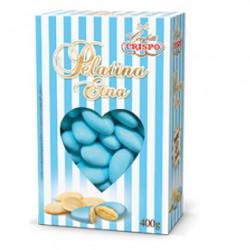 Confetti alla Mandorla Pelatina Etna Celeste di Crispo in confezione da 400 g