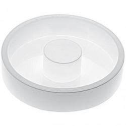 Stampo Saturn in silicone dal caratteristico foro centrale da Silikomart
