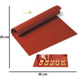 Foglio o Tappeto in Silicone Silicopat 25 cm x 35 cm da Silikomart