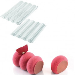 Modular Flex Infinity Stampo Professionale Flessibile Modulare da Silikomart