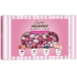 Confetti Maxtris Sfumati Rosa da 1 Kg
