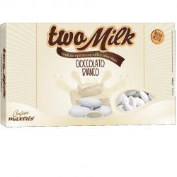 Confetti Two Milk Cioccolato Bianco, il doppio cioccolato da 1kg  di Maxtris