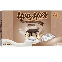 Confetti Two Milk Panna Cotta, il doppio cioccolato da 1kg  di Maxtris