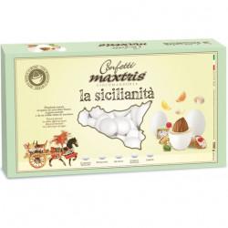 Confetti bianchi Maxtris gusti assortiti La Sicilianità