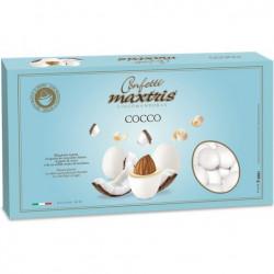 Confetti bianchi Maxtris cioco-mandorla al gusto cocco da 1 Kg