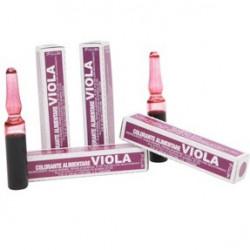 2 g Colorante alimentare liquido colore Viola di Madma
