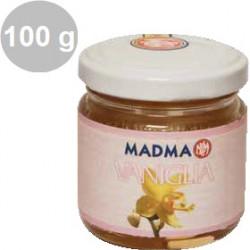 Pasta vaniglia per gelato creme e torroni, in barattolo da 100 di Madma