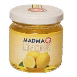 Pasta di limone per gelato creme e torroni, in barattolo da 100 g di Madma