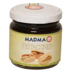 Pasta pistacchio per gelato creme e torroni in barattolo da 100 g, di Madma