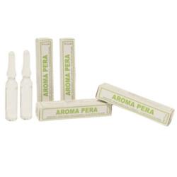 Aroma pera liquido da Madma in fiala da 2 g, per aromatizzare impasti e creme per dolci