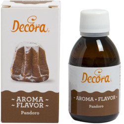 Aroma pandoro liquido da 50 g da Decora