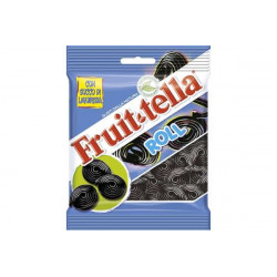 Caramelle gommose Fruittella Liquirizia Roll gr 175