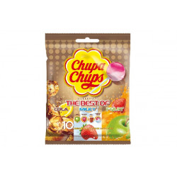 Chupa Chups Lollipop The Best Of 120g
