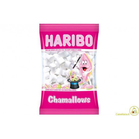 Haribo Chamallows Marshmallow Barbecue Kg 1
