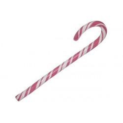 Lecca Lecca Candy Cane pz 16 bianco rosa