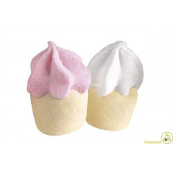 Marshmallow Cup Cake Mix Bulgari g 900