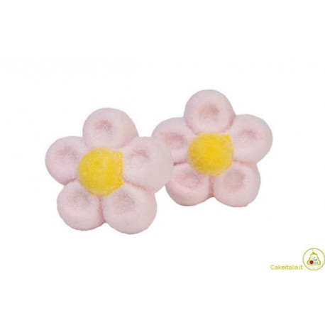 Marshmallow Margherite Rosa Bulgari g 900