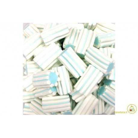 Marshmallow Striato Azzurro Bulgari g 1000