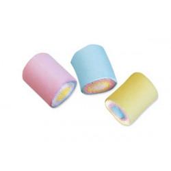 Marshmallow Tubo Arcobaleno Kg1