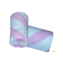 Marshmallow Tubo Bianco Rosa Bulgari g 1000