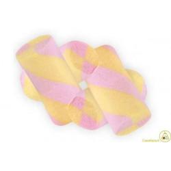 Marshmallow Tubo Giallo Rosa Bulgari g 1000