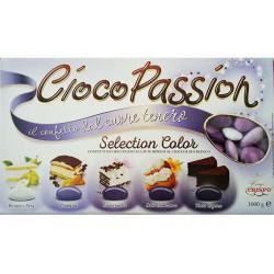1 Kg Confetti Ciocopassion Selection Color Lilla