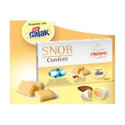 500 gr Confetti Snob Celeste con Cioccolato Galak Nestlè