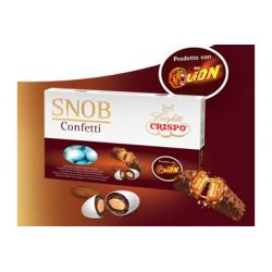 500 gr Confetti Snob Celeste con Cioccolato Lion Nestlè