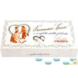 1 Kg Confetti Promessi Sposi Celeste